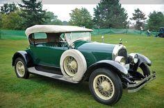 1917 Marmon Model 34 #ClassicCars #CTins