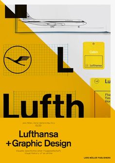 A5/05  Lufthansa and Graphic Design  Visual History of an Airline