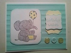 Birthday Elebration by Scrapfactory - Cards and Paper Crafts at Splitcoaststampers