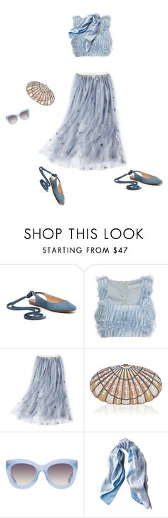 """""""fav."""" by jastil ❤ liked on Polyvore featuring Madewell, Alice McCall, Judith Leiber, Alice + Olivia and Asprey"""