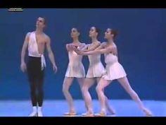 ▶ Baryshnikov dances Balanchine copy 2 - YouTube