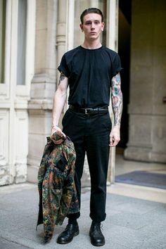 8 Astute Tips: Urban Fashion Hair urban wear for men suits.Urban Fashion Male Shoes urban wear for men suits. Urban Fashion, Look Fashion, Fashion Models, Mens Fashion, Fashion Design, Fashion Hats, Fashion Black, High Fashion, Mode Streetwear