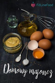 Kto z Was potrafi jeszcze zrobić domowy majonez? / Which one of you can still make a homemade mayo? Eggs, Homemade, Canning, Breakfast, Food, Morning Coffee, Home Made, Essen, Egg