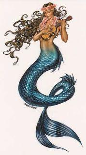 inkspired musings: Mermaid Musings