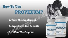 Provexum Pills encourages the body to boost the endurance and energy level by enhancing the blood flow to the penile region.  #Provexum_Pills