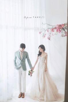 Pre Wedding Poses, Wedding Couple Photos, Pre Wedding Photoshoot, Wedding Pics, Wedding Shoot, Wedding Couples, Wedding Dresses, Korean Wedding Photography, Bridal Photography
