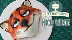 Another highly requested Zootopia cake! This time a Nick Wilde cake from the Zootopia movie. You can see my other Zootopia cake videos including Judy Hopps, ...