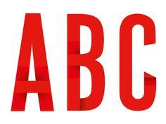 Ficciones Typeface by IS Creative Studio. , via Behance