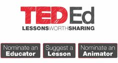 TED Ed videos. TED is really the ultimate repository of excellent videos about ideas worth sharing.