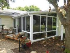Four Seasons Sunrooms - Traditional - Porch - other metro ...