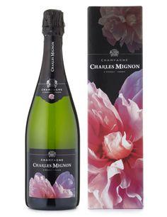 Champagne Charles Mignon 'Hymne à l'Amour' - Single Bottle | M&S
