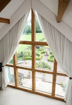 103 Best Angled Drapes Images In 2020 Shaped Windows