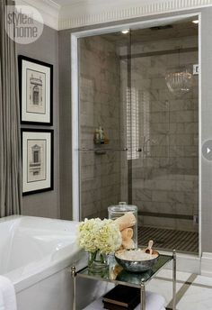 How To Spend Even More Time In The Bathroom (Hint: Add Furniture!)