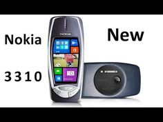 The new Nokia 3310 is displayed!
