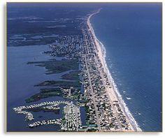Sandbridge Virginia, hands down my favorite beach ever. Just a quiet little beach town