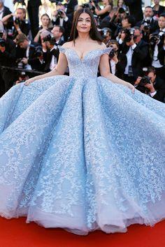 Aishwarya Rai Cannes 2017, Айшвария Рай Каннский кинофестиваль 2017