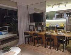 Cozinha - apto de 70m²