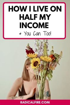 Living less than your income may seem impossible but it can be done. At first I thought it is a difficult task to complete, not until I realized that we have been living on less than half of our income this past year. I'd like to help you achieve your goal too! Here are some tips on how to live on half your income.