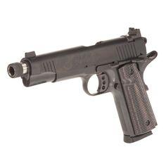 Remington 1911 R1 Enhanced Threaded-Barrel .45 Automatic Pistol