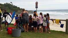 After school surfing