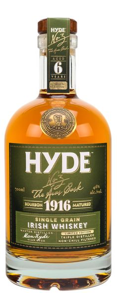 Hyde 1916 No.3 The Aras Cask 6 Year Old