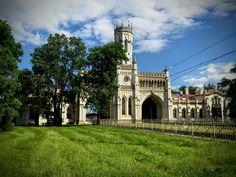 Peterhof Palace, Gothic Architecture, San Francisco Ferry, Romantic, Tours, Building, Parking Lot, Russia, Fonts