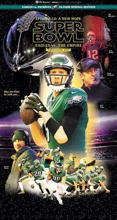 Philadelphia Eagles Superbowl LII