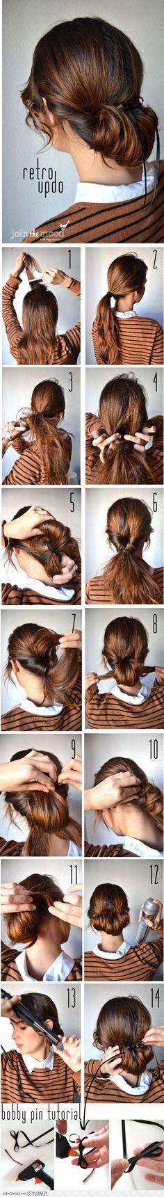 High school hair by Moshi Moshi