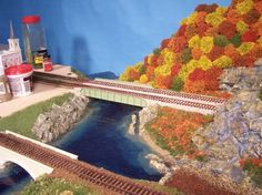 Alternatives to Woodland Scenics Water - Model Railroader Magazine - Model Railroading, Model Trains, Reviews, Track Plans, and Forums