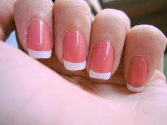 french nails 6