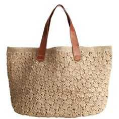 MAR Y SOL Valencia Straw Tote ($89) ❤ liked on Polyvore featuring bags, handbags, tote bags, purses, bolsas, totes, natural, man bag, tan tote bag and oversized beach tote bags