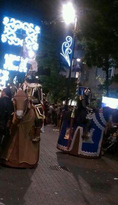 Caballeros medieval