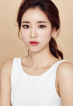 Simple beauty more korean make up natural, asian makeup natural, make up korean, Korean Wedding Makeup, Korean Makeup Look, Best Wedding Makeup, Natural Wedding Makeup, Bridal Makeup, Asian Makeup Natural, Natural Beauty, Cute Makeup, Simple Makeup