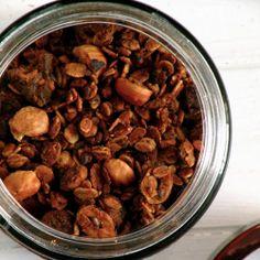 Double nut Crunch
