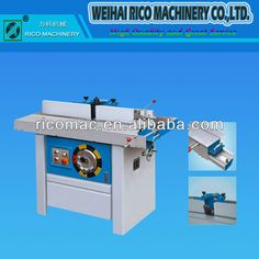 MXQ5117T spindle shaper machine with tiltable spindle