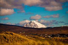 Gaoth Dobhair (Native Irish Speaking Area), Co. Donegal.