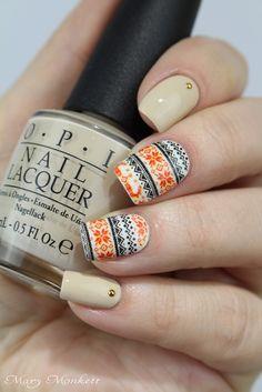 Sweater nails - Mary Monkett
