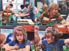 Zack and Cody - that was very close LOL I miss this show!