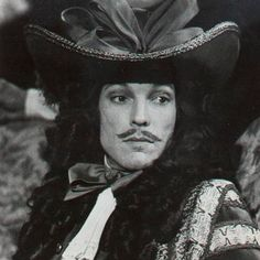 Richard Chamberlain as Louis XIV in the 1977 'The Man in the Iron Mask' - one of my favourite films EVER.