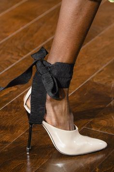 The 50 Best Shoes of Fall 2017 Fashion Month | StyleCaster