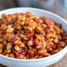 In case you missed it, our secret ingredient baked beans are no longer much of a secret at all 😉 because this recipe is on the blog! 👉 http://instantpoteats.com/baked-beans👈 Smoky, sweet, comforting, and healthy, this is the perfect side for any season. . . #instantpoteats #instantpot #instantpotrecipes #instantpotlove #pressurecooker #pressurecookerrecipes #pressurecooking #cookingwithinstantpot #healthyeating #grainfree #yum #foodporn #bakedbeans #comfortfood #homecooking #foodie…