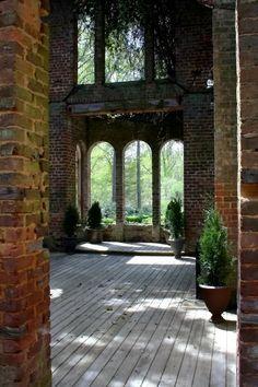 Easter 2011. Barnsley Gardens. #jcrew #myshoestory