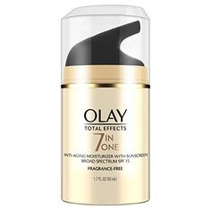 Olay Total Effects Anti-Aging Face Moisturizer with SPF 15, Fragrance-Free 1.7 fl oz Check more at https://www.craigover.com/olay-total-effects-anti-aging-face-moisturizer-with-spf-15-fragrance-free-1-7-fl-oz/