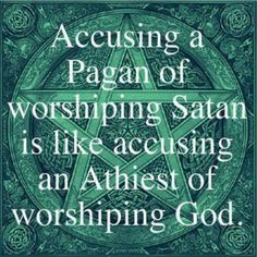Pagan quote