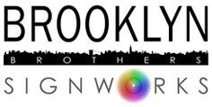 Get the Gear from Brooklyn Brothers SignsWorks