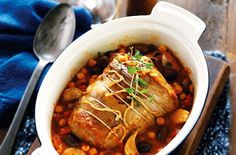 A simple Mediterranean lamb and chickpea stew recipe for you to cook a great meal for family or friends. Buy the ingredients for our Mediterranean lamb and chickpea stew recipe from Tesco today.