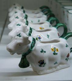Ein echtes Stück Österreich - Gmundner Keramik Austria, Easter, Flowers