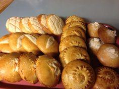Pan de manteca o pan dulce  muy rico con un cafe o un chocolate caliente.