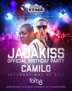 Jadakiss Official Birthday Party - http://fullofevents.com/newyork/event/jadakiss-official-birthday-party/