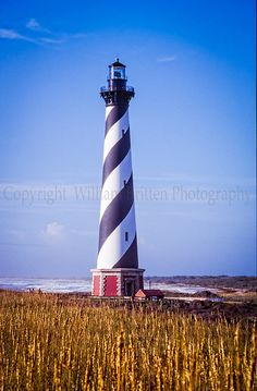 Cape Hatteras Lighthouse Digital Download Stock Photography from William Britten Cape Hatteras Lighthouse, North Carolina Beaches, Lighthouse Pictures, Lighthouse Painting, Beach Photography, Winter Scenes, Around The Worlds, Stock Photos, Light House